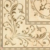 Palladio beige decor PG 01 450х450 (1-й сорт)