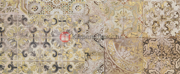 Patchwork beige decor 02 250х600 (1-й сорт)